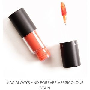 NWT MAC Versicolour Lip Stain in Always & Forever